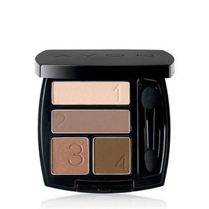 NWT Eyeshadow Quad in Mocha Latte